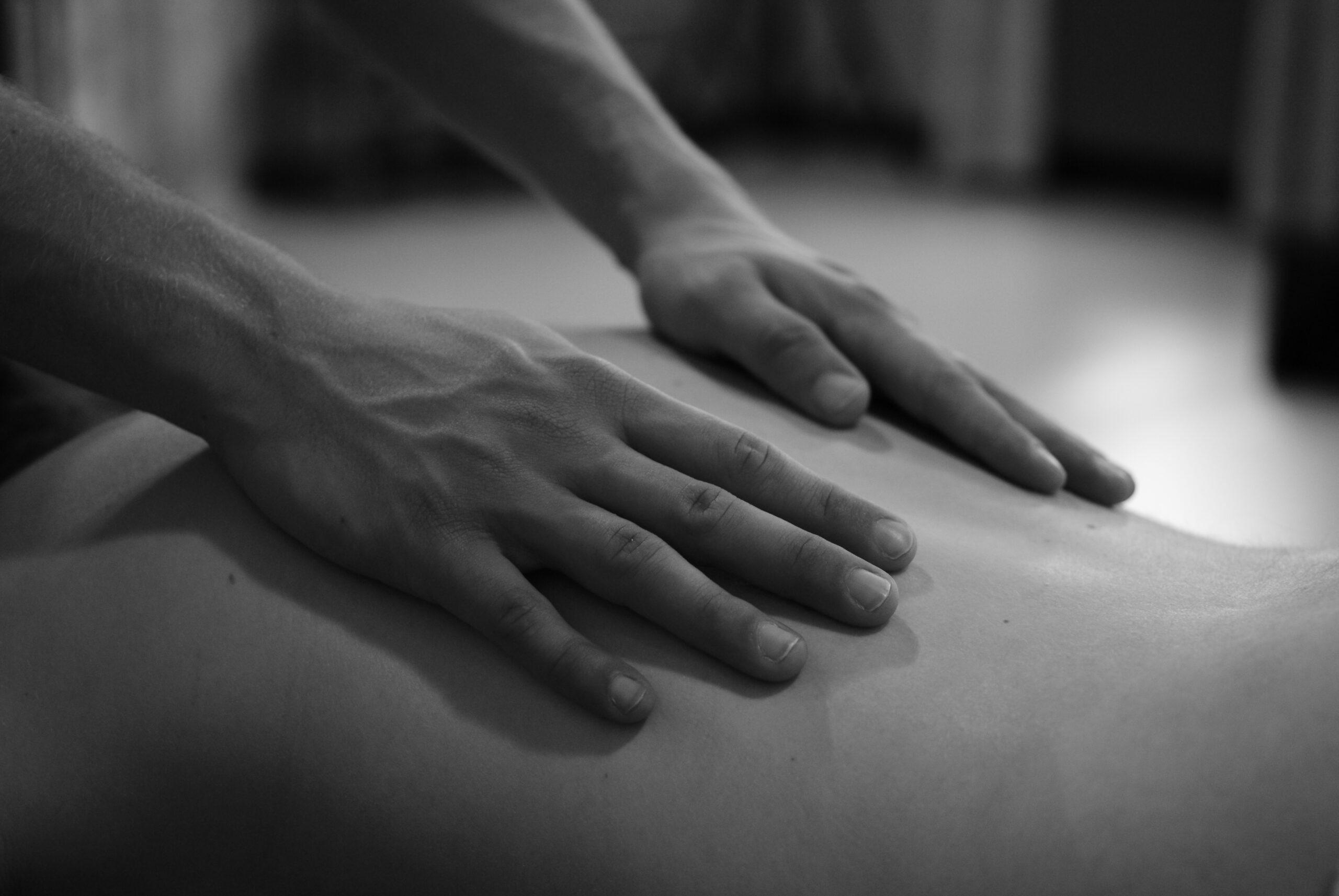 Wellness massage voor pure ontspanning